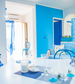 Blue Suite I Con Terrazza
